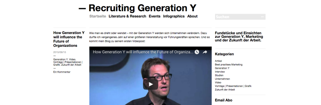 RecruitingGenerationY