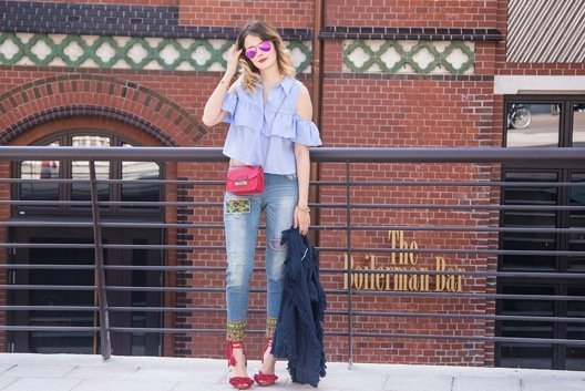 desbelleschoses-fashion-lifestyle-blog-köln-reisen-hamburg-speicherstadt-off-shoulder-top-desigual-jeans-furla-metropolis-bag 1 Kopie