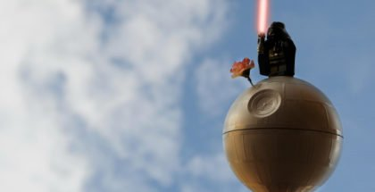 BP Darth - Darth Vader's guide – How crowdfunding would have made the death star successful
