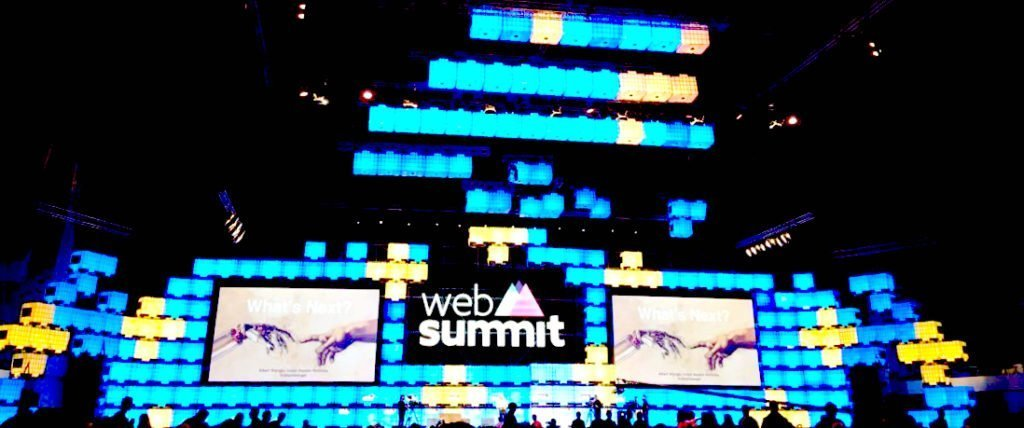 Web Summit Stage