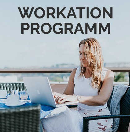 Workation-Programm
