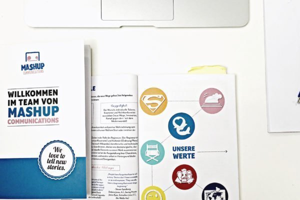 Brand Book von Mashup Communications