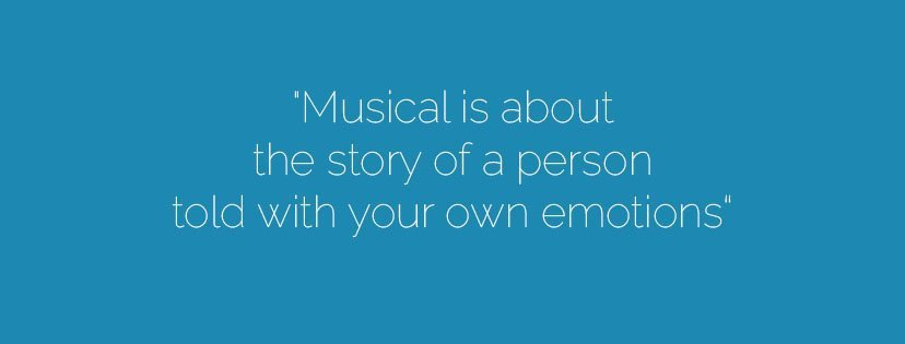 Quote ENG - Storytelling Close-Up: A Musical Actress in Search of Her Best Role