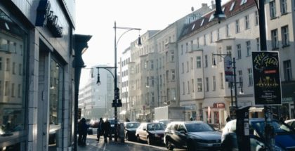 Foto Schönhauser Allee in Berlin, PR-Agentur Mashup Communications