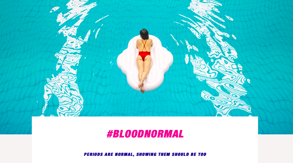 #Bloodnormal