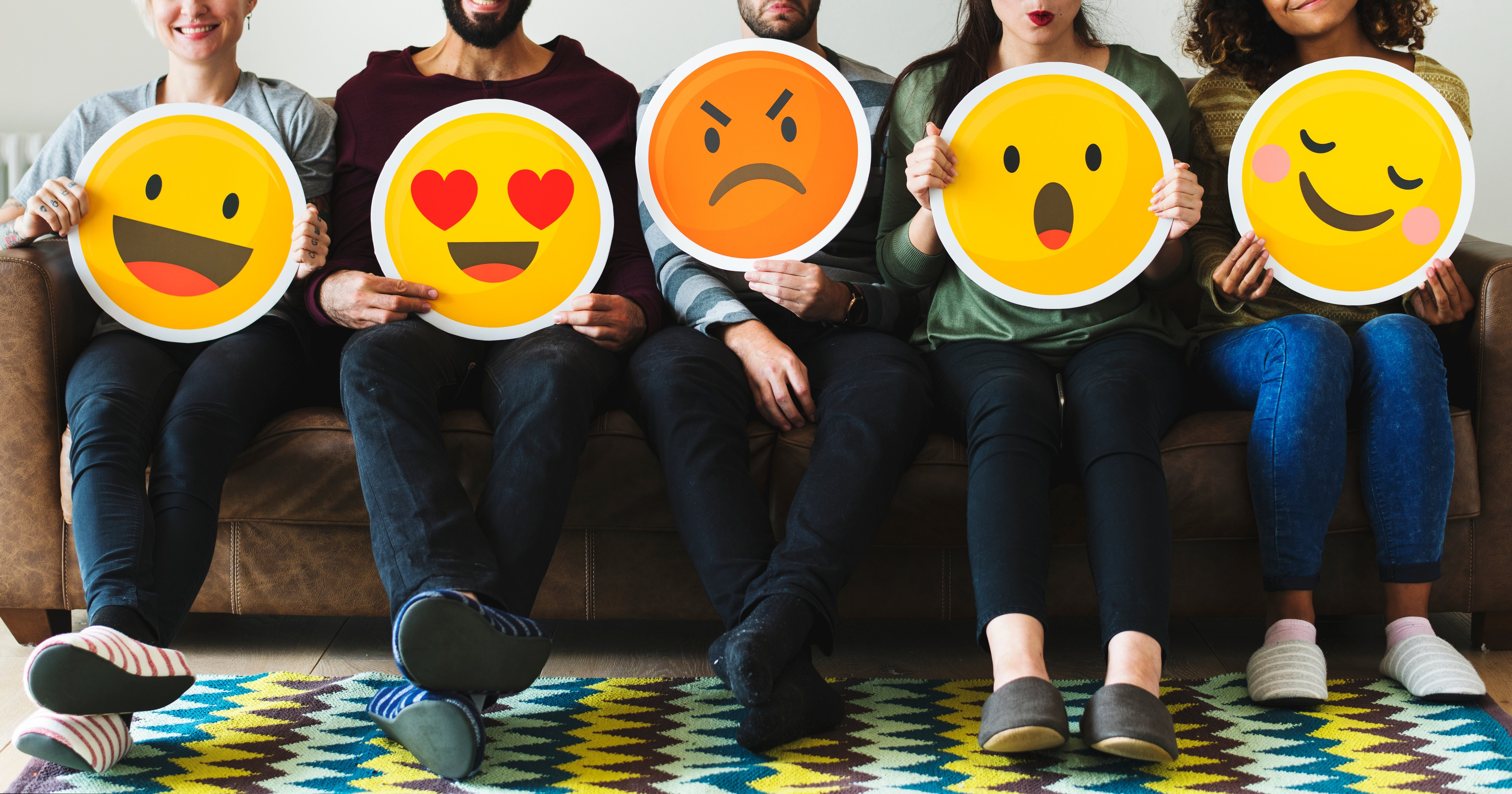 """shutterstock 1052394878 - Brand Storytelling with Emojis - From """"Snackable Content"""" to Independent Stories"""
