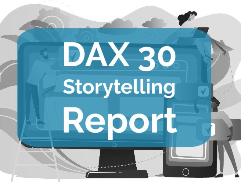 Storytelling Report: The DAX 30 Career Pages