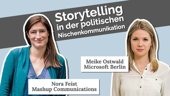 Storytelling Podcast Microsoft
