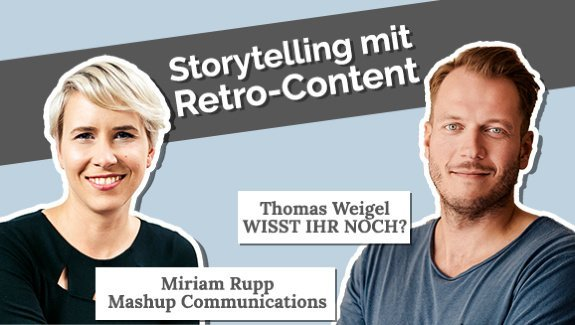 Miriam Rupp und Thomas Weigel