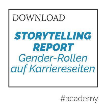 Visuelles Storytelling im Gender-Kontrast
