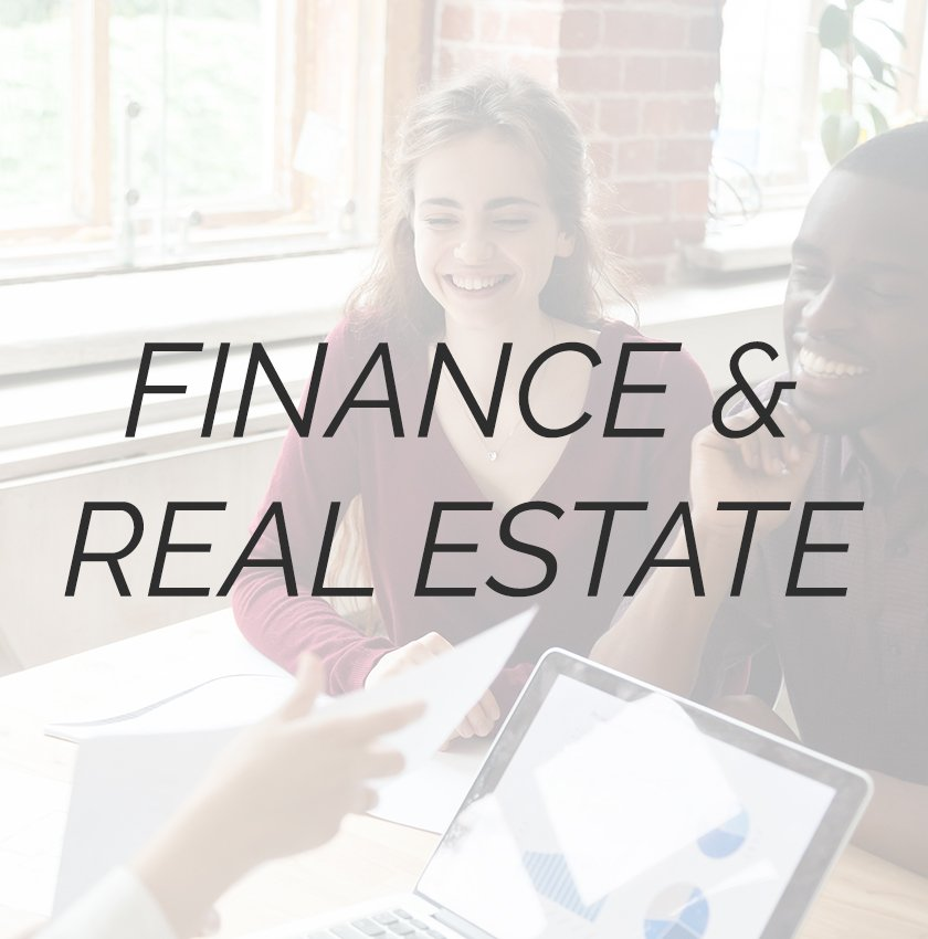 Finance Real Estate Storytelling Beratung