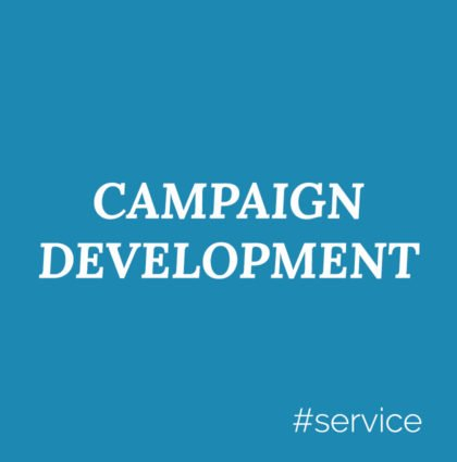 Storytelling in Campaign Development