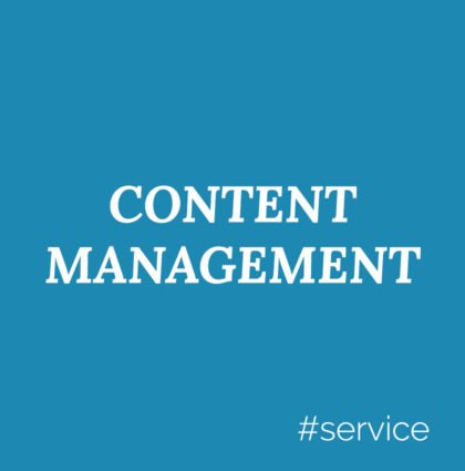 Content Management for Brands