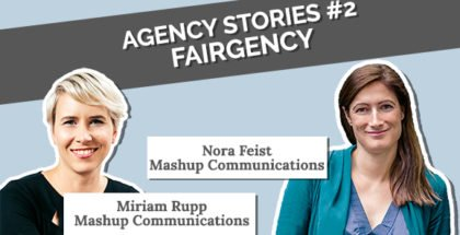 Agency Stories Part 2
